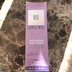 Danielle laroche hyaluronic acid night cream